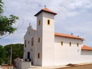 Capela Santa Maria das Vitórias - Anapolis (GO)