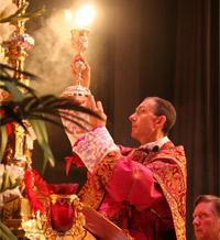 Mons. Bernard Tissier de Mallerais