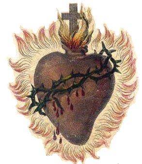 Sacratíssimo Coração de Jesus, tende piedade de nós!