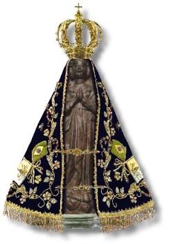 Nossa Senhora Aparecida, Rainha do Brasil