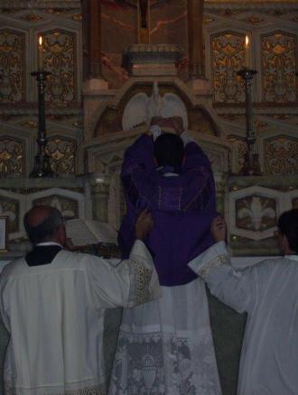 Santa Missa em Niterói
