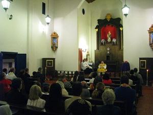 Consagração Capela Santa Maria das Vitórias.
