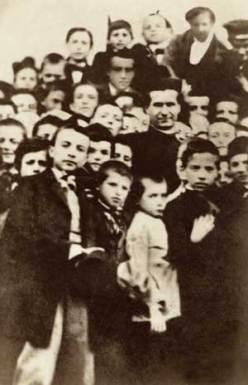 Dom Bosco e seus filhos