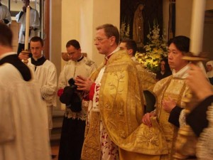 Mons. Camille Perl