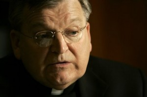 Cardeal Raymond Burke.