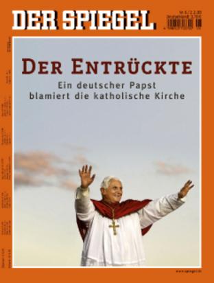 Der Spiegel de Fevereiro de 2009