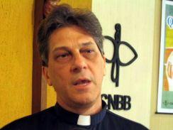 Dom Aldo Pagotto, arcebispo da Paraíba.
