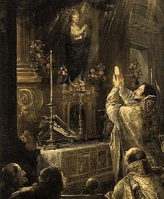 A Santa Missa