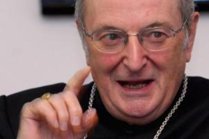 Cardeal Joachim Meisner.