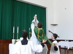 Missa Croatia Sacra - 1º de fevereiro de 2009.