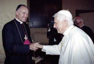 Dom Fellay e Bento XVI