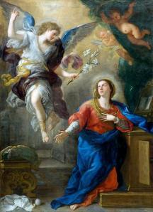 Anunciação de Nossa Senhora e Encarnação do Verbo