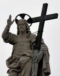 Cristo ressucitou verdadeiramente, aleluia!