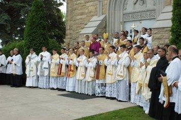 Ordenações em Winona - Festa do Sagrado Coração de Jesus, 2009