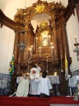 Capela de N. Sra. da Glória do Outeiro - Missa de 11/07/09