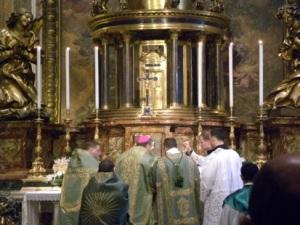 Pontifical San Pedro Burke Oct-18-2009-2