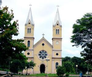 Igreja Matriz - Brotas, SP