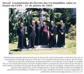 Dossiê do Levantamento das Excomunhões - Documentação completa. Repercussão. Entrevistas.