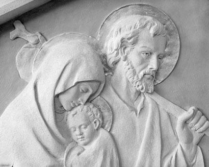Que a Sagrada Família de Nazaré proteja as famílias brasileiras.