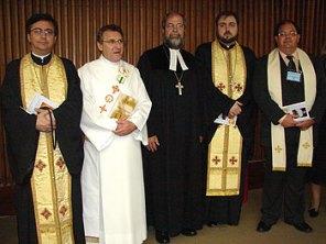 Encontro ecumênico realizado na assembléia geral da CNBB de 2007.