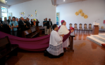 Brasília, Congresso Eucarístico Nacional de 2010. Fotos da Santa Missa celebrada Dom FernandoRifan.