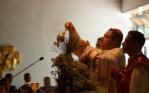 Brasília, Congresso Eucarístico Nacional de 2010. Fotos da Santa Missa celebrada Dom Fernando Rifan.