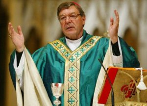 Cardeal George Pell.