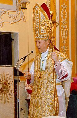Dom Mario Oliveri, bispo diocesano de Albenga-Imperia (Itália)