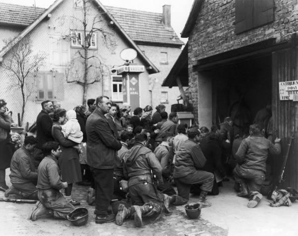 Alemanha, 1945 - II Guerra Mundial