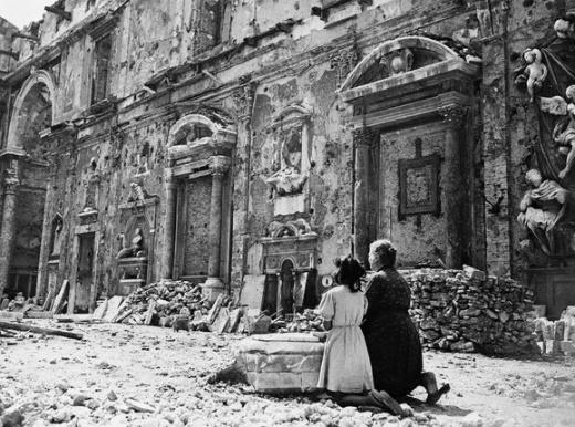 II Guerra Mundial - Itália
