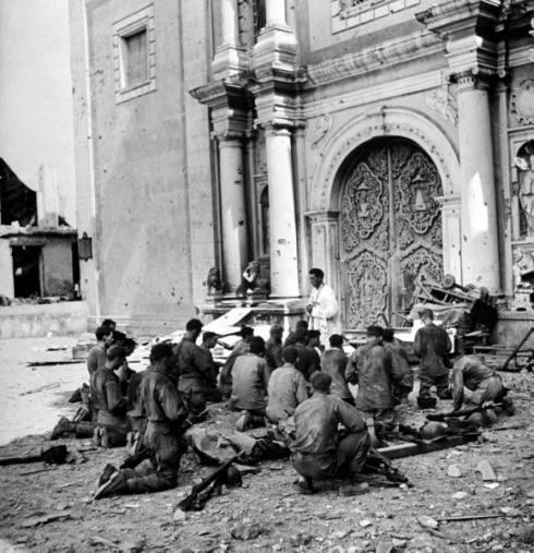 Manila, 1945