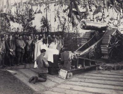 Missa provavelmente na I Guerra Mundial