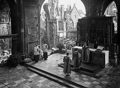 Catedral de São Paulo - Münster, 1946