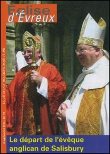 """O bispo de Évreux presente em """"ordenações"""" de mulheres.  Um ato que requer imediata e enérgica reação por parte de Roma."""