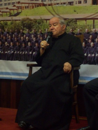 Dom Manoel Pestana Filho, bispo emérito de Anápolis (Goiás)
