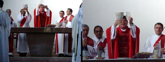 O 'ars celebrandi' do Prefeito para os Religiosos.