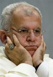 Dom Joseph Augustine Di Noia, novo vice-presidente da Comissão Ecclesia Dei.