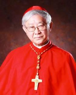 O combativo Cardeal Zen.