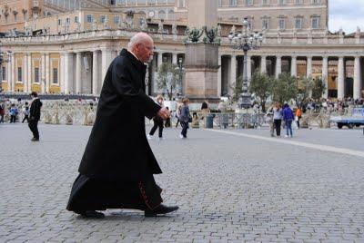Cardeal William Levada, prefeito da Congregação para a Doutrina da Fé. Foto: Orbis Catholicus.