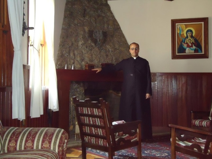 Padre Leonardo Holtz