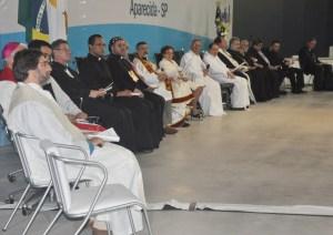 Assembléia Geral da CNBB em Aparecida.