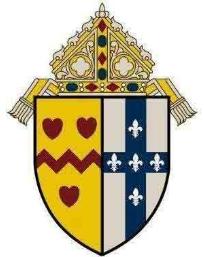 Brasão do Ordinariato Pessoal Nossa Senhora de Walsingham.