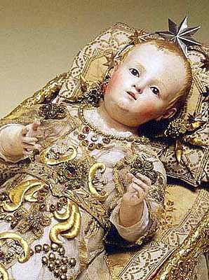 Santa Maria Bambina.