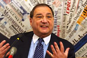 Abraham H. Foxman, diretor da Liga Anti-Difamação.