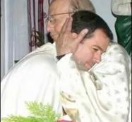 Padre Alvaro Corcuera e Padre Marcial Maciel.