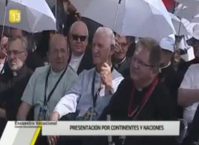 Madri, Jornada Mundial da Juventude de 2011: Bispos brasileiros participam jubilosos de evento do Caminho Neocatecumenal.