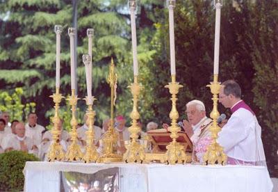 Altar Católico.