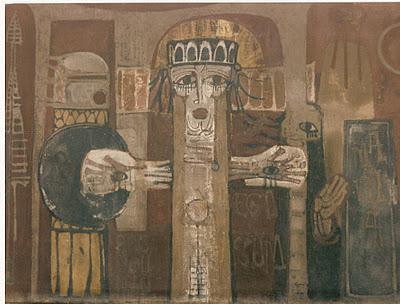 Cristo Rei - Kiko Argüello - 1960.
