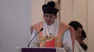 Padre Michael Rodríguez.