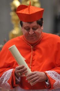 Cardeal João Braz de Avis, o representante brasileiro no consistório de hoje.